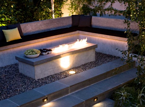 Backyard Landscaping Ideas With Fire Pit traditional home backyard fire pit design ideas pictures remodel and decor Garden Design With Turn Up The Heat In Your Patio Or Yard With Backyard Flooring From