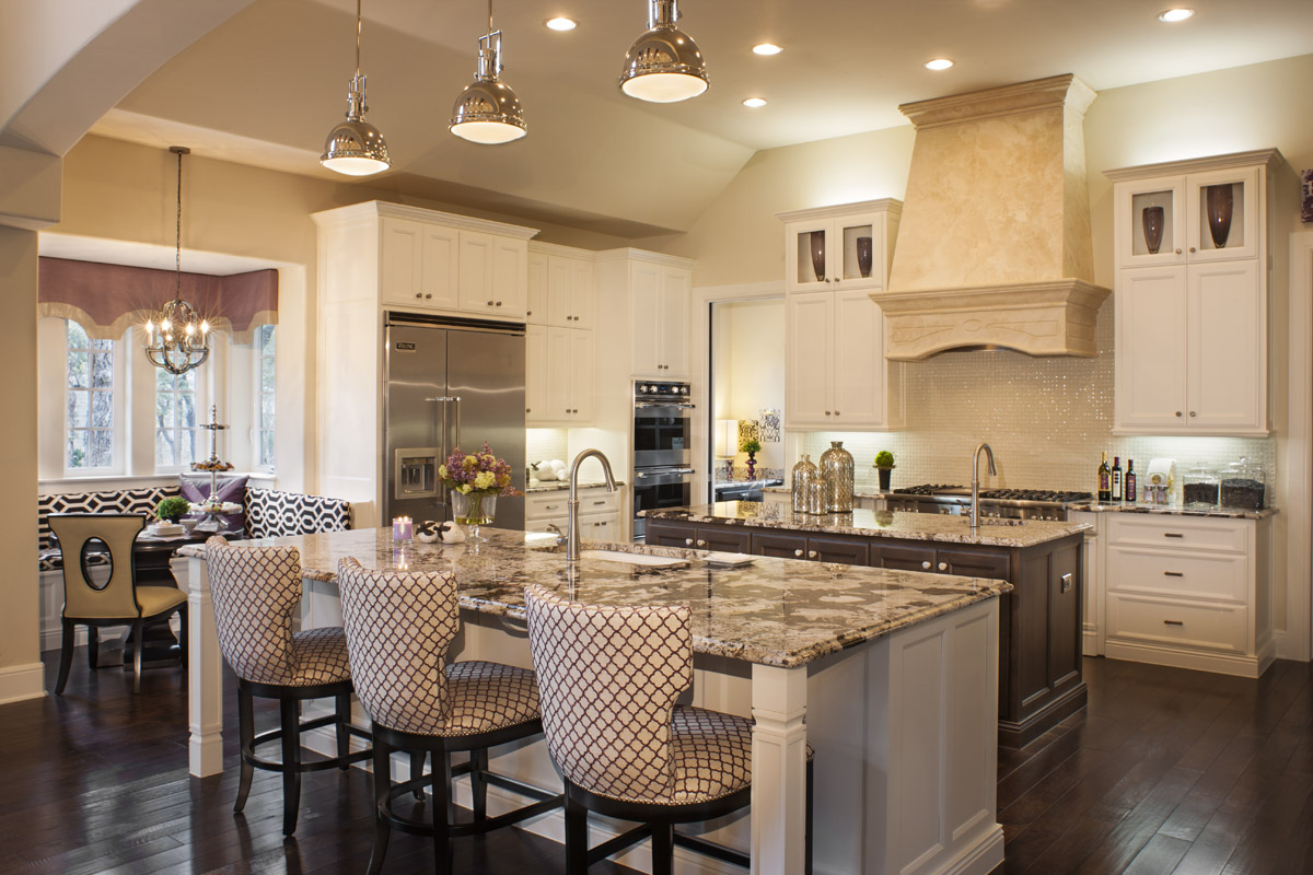 Moving up the most popular new home upgrades for Kitchen upgrades